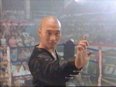 Daniel Dae Kim in American Shaolin