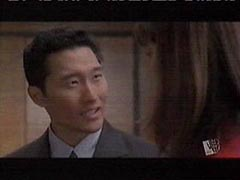 Daniel Dae Kim in Angel episode