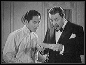 Keye Luke picture in a Charlie Chan movie