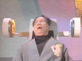 Keye Luke in Star Trek!
